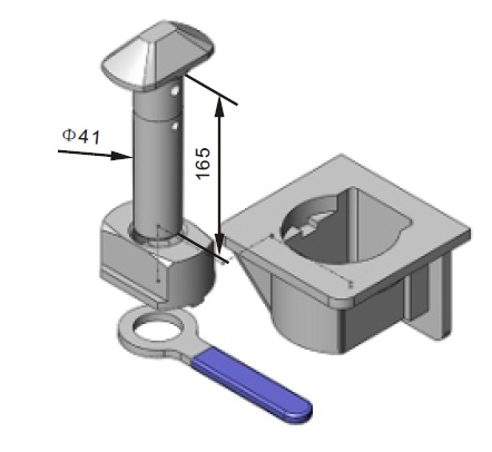 Twist Lock Hardware Manufacturer Amp Suppliers